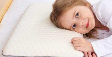 almohadas viscoelasticas niños