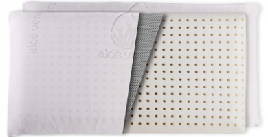 diferencias entre almohadas de latex y viscoelastica