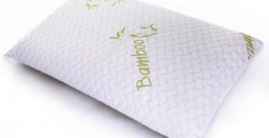 limpieza almohada viscoelastica